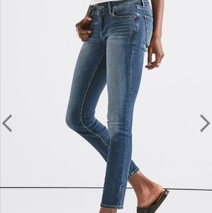 Lucky Brand - Lolita Mid Rise Skinny Jean